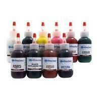 China OEM Intense Starbrite Glitter Temporary Tattoo Color Ink maintained 7-15 days wholesale