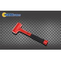 China Multi Function Soft Rubber Mallet / Woodworking Plastic Faced Hammer on sale