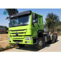 China Factory Price SINOTRUK HOWO 6X4 10 Wheels 371HP Tractor Truck For Sale on sale
