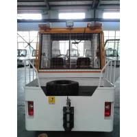 Lithium Battery Electric Baggage Tractor , Aircraft Tow Truck HFDQY250E