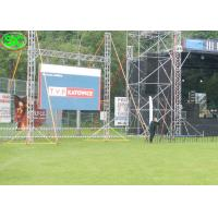 China High Definition Stadium Hanging Led Display Billboard / Outdoor Smd Led Screen wholesale