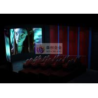 China Digital 4D Movie Theatre with Professional Computer Control System wholesale