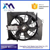 China DC 12V Radiator Cooling Fan For BMW E46 OEM 17117525508 17117561757 wholesale