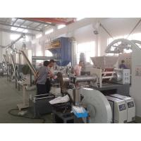 China 800-1000kg/H Rubber Extruder Machine With Mold Temperature Controller wholesale