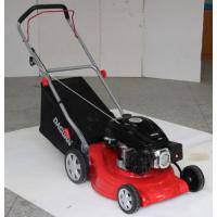 China Garden Grass Cutting Machine Cordless Electric Lawn Mower 139cc Displacement on sale