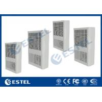 China AC220V 80W/K Enclosure Heat Exchanger IP55 R134A Refrigerant Embeded Mounting wholesale