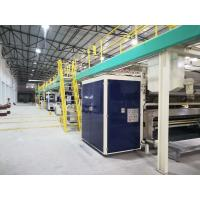 China 2800mm 5PLY Corrugated Cardboard Production Line   20 mins change flutes on sale
