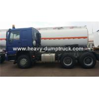 China 371HP Howo Light Duty Tractor Truck With ZF8118 Steering System and HF7 Front Axle wholesale