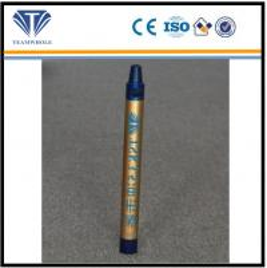 Quality Blasting / Mining Rock Drill Tools , 20-100m Depth TSK Series DTH Hammer for sale