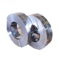 China Custom Stainless Steel Belt /  Band  , ASTM Standard 410 Stainless Spring Steel Strip wholesale