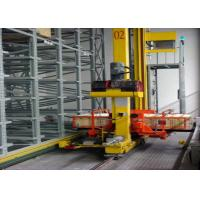 China Siemens PLC Automated Stacker Crane Carbon Steel For ASRS Rack System wholesale