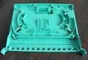 China 12 Core, 24 core Fiber Optical Splice Module, Fiber Optical Integrated Splice Tray wholesale