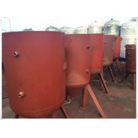 China Abrasive Sand / Water Blasting Machine Pot , Small Commercial Sandblasting Equipment wholesale