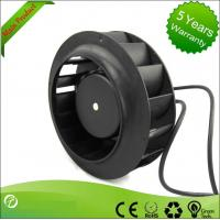 China Gakvabused Sheet Steel  220mm  EC Centrifugal Fans Rated Speed 3310RPM wholesale
