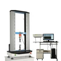China 10Kn Ultimate Tensile Strength Testing Machine Universal Tensile Strength Tester on sale