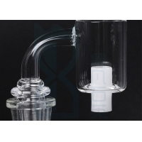 China Tobacco Smoking Accessories 14mm Glass Quartz Banger on sale