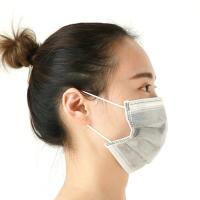 China Single Use Disposable Pollution Mask , Dust Mask Respirator Practical Safety wholesale