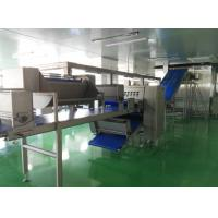 China Industrial Automatic Lamination Machine For 1500 Kg Dough Capacity Filled Corissant wholesale