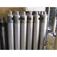 China DHD 340 Down The Hole Hammer For Water Well Drilling Alloy Steel Material wholesale