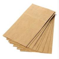 China Brown Kraft Paper Gift Bags wholesale