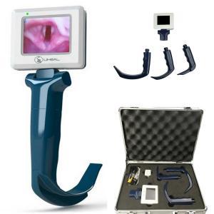 China Video Assisted Laryngoscopy With Visible Epiglottis Laryngoscope Camera wholesale