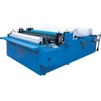 China Series of Embossing Rewinding and Perforating Toilet Paper Machine (PX-WSZ-DK1575A) on sale