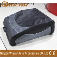 China Double Side Roof Top Cargo Bag 1680D Oxford fabric with metal bracket holder wholesale