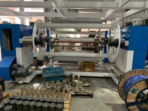 China Steam Heating 500mm With BOPP Adhesive Tape Coating Machine wholesale