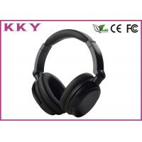 China Mobilephone Accessories Over Ear Wireless Headphones , Over Ear Bluetooth Headset wholesale