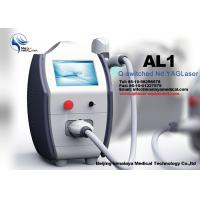 China 532nm or 1320nm / 1064 nm nd yag laser Equipment For Pigment removal / Skin rejuvenation on sale