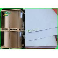 China 100% Wood Pulp Uncoated Copier Paper Rolls 70gsm / 75gsm In Large Size on sale