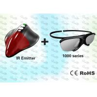 China External 3D PC Solution with 3D Shutter Glasses and SYNC Emitter wholesale