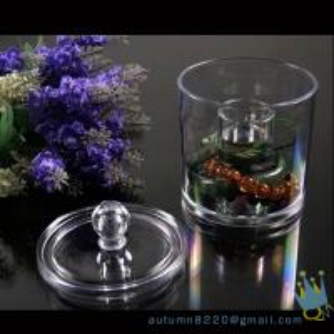 China acrylic cosmetic organizer wholesale