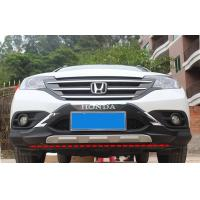 China Honda CR-V 2012 2015 Front Bumper Guard With Insect Grille and Rear Guard wholesale