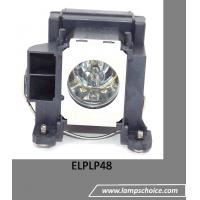 China High quality Replacement Projector Lamp Mercury bulb with Lamp cage for Epson EB-1725 Projector wholesale