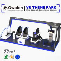 China Entertainment project design vr equipment Coin System VR theme park ride wholesale