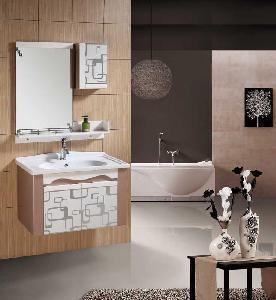 China Bathroom Cabinet / PVC Bathroom Cabinet (JTA-056) wholesale
