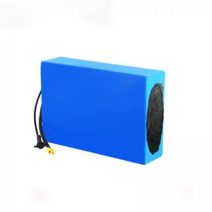 China CC CV 18650 30Ah 48V Lithium Battery UN38.3 For Electric Bike wholesale
