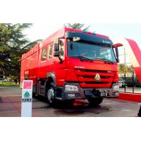 China Sinotruk Howo 4x2 6m3 Fire Fighting Truck With Foam Water Tank wholesale