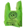 Customized Printing Logo PE T-shirt Bag