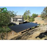 Buy cheap Fast Installation Large Scale Project Ground Solar Racking Systems Light Weight from wholesalers