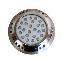 Buy cheap 24*3W LED marine underwater light led boat light 316 stainless steel sea fishing from wholesalers
