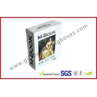 Folded Hologram Printing Corrugated Paper Box For Tablet / E-book Packing
