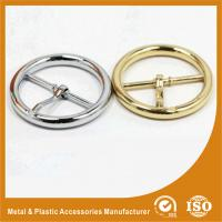 China Ring Buckle Specialized Metal Buckle For Handbag Accessories 39.4X31X4.4MM wholesale