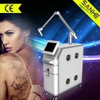 China 1064 nm 532nm nd yag laser / q-switch nd:yag laser tattoo removal/tattoo laser on sale