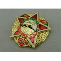 China Transparent Colors Souvenir Badges wholesale