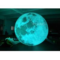 China Giant Inflatable Lighting Decoration With Colorful LED Blub CE EN71 EN14960 wholesale