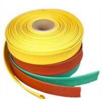 China Heat Shrinkable Flexible Electrical Conduit Plastic Pipe Colorful Flame Resistance on sale