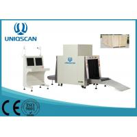 Buy cheap Parcel Inspection X Ray Baggage Scanner Machine SF10080 For Security System from wholesalers