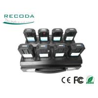 China 8 Ports Law Enforcement Body Worn Camera Docking Station For Data Collection wholesale
